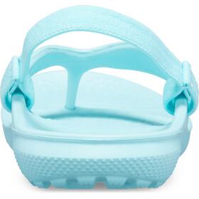 Crocs Classic Flip Sandals Kinder ice blue